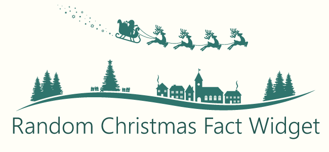 Christmas Fact Widget